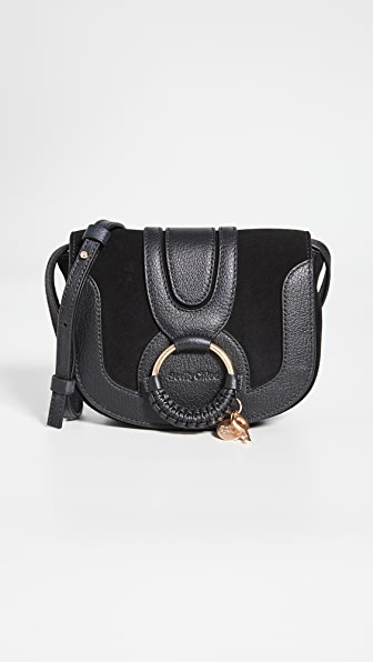 See By Chloé Hana Mini Bag In Black