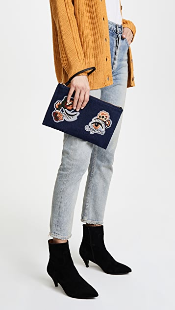 See by Chloe Andy Flat Pouch