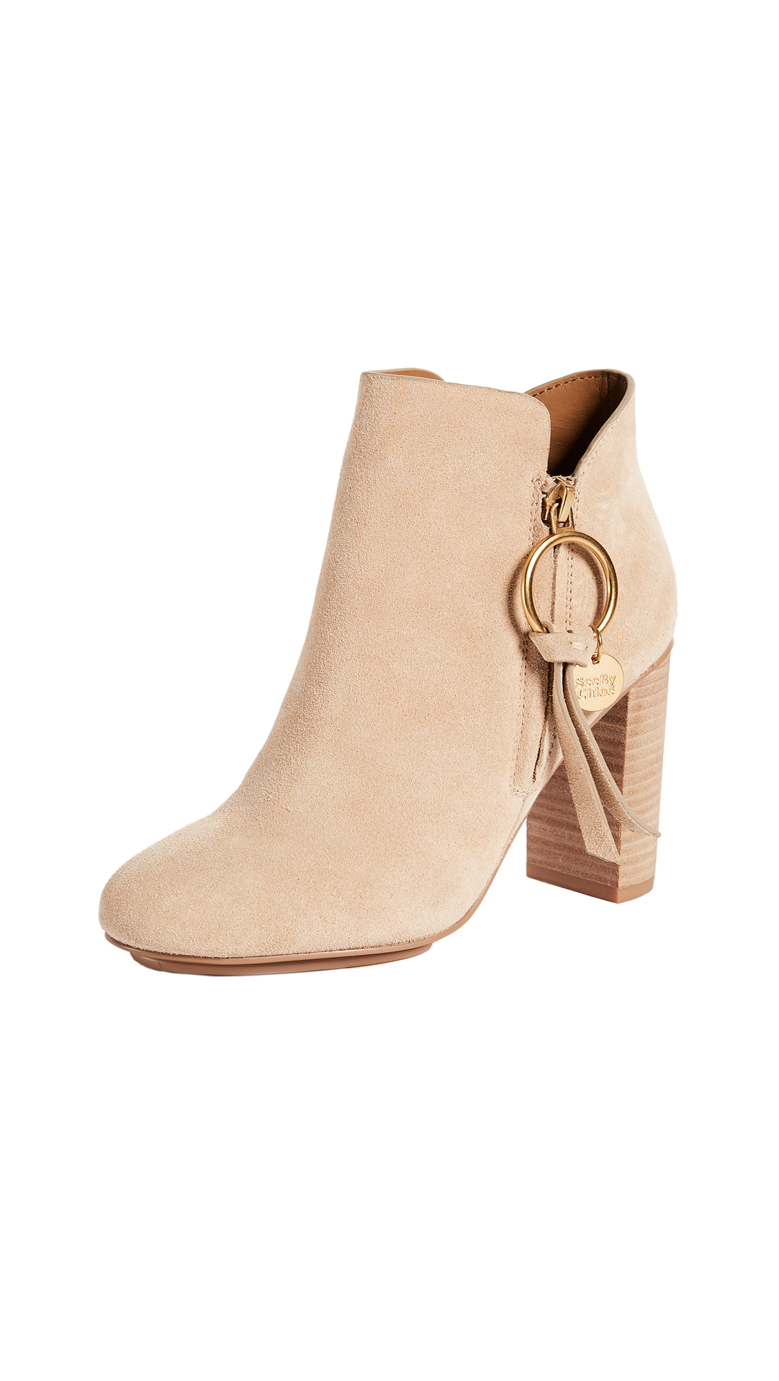 See by Chloe Louise Bootie - Canapa