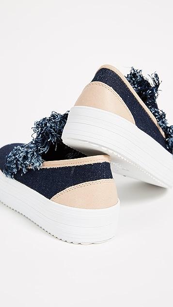See by Chloe Vera Platform Slip On Sneakers