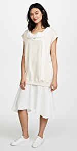 See by Chloe Fleece Dress