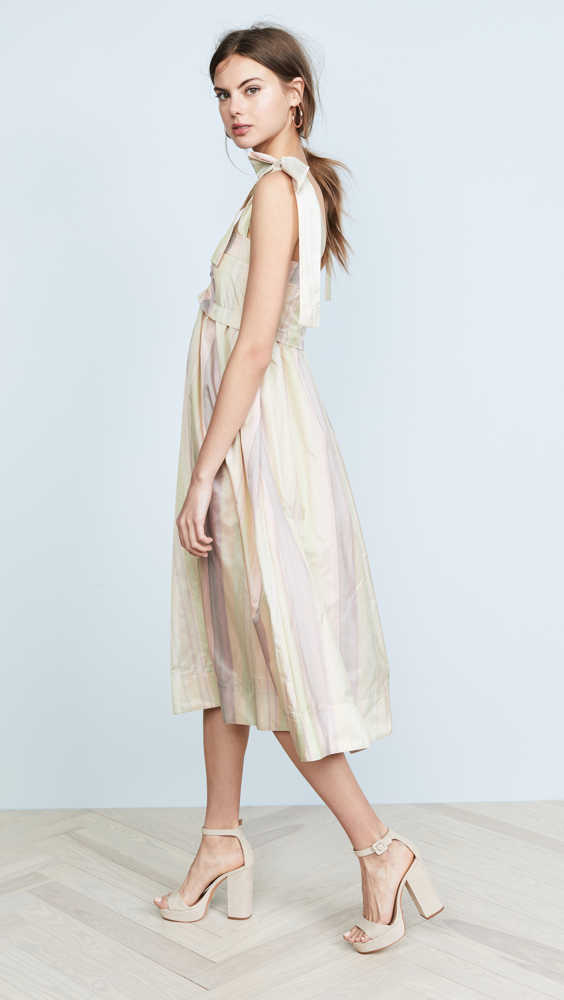 a1010fad57 See by Chloe Tie Shoulder Dress | SHOPBOP