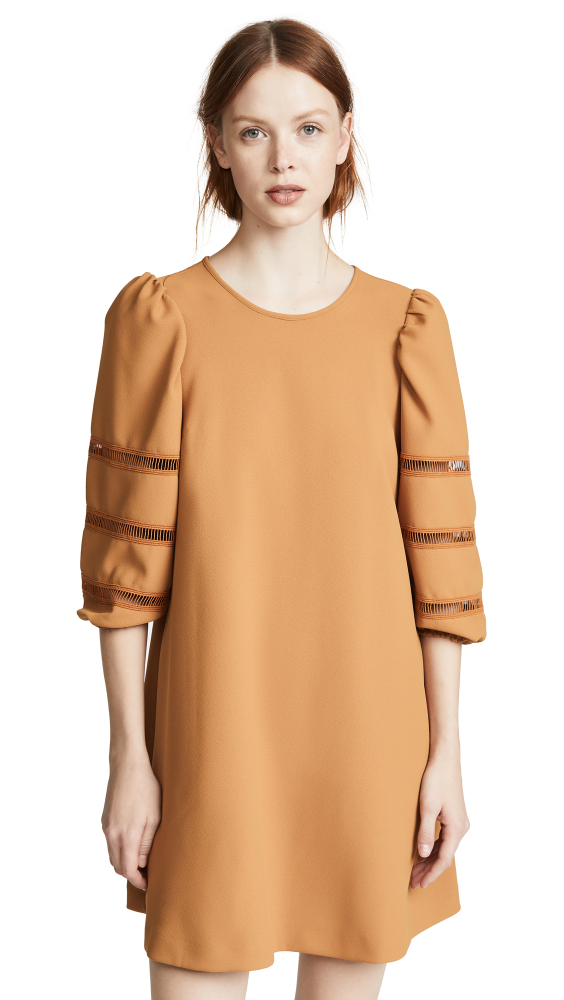 See by Chloe Pouf Sleeve Dress
