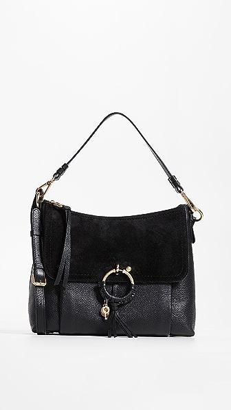See By Chloé Hana Mini Cross-body Bag In Black