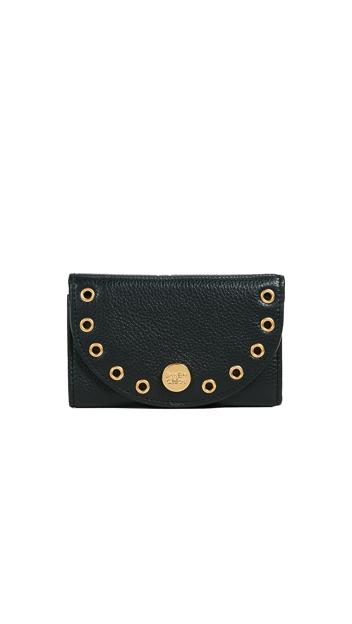Kriss Continental Wallet, Black