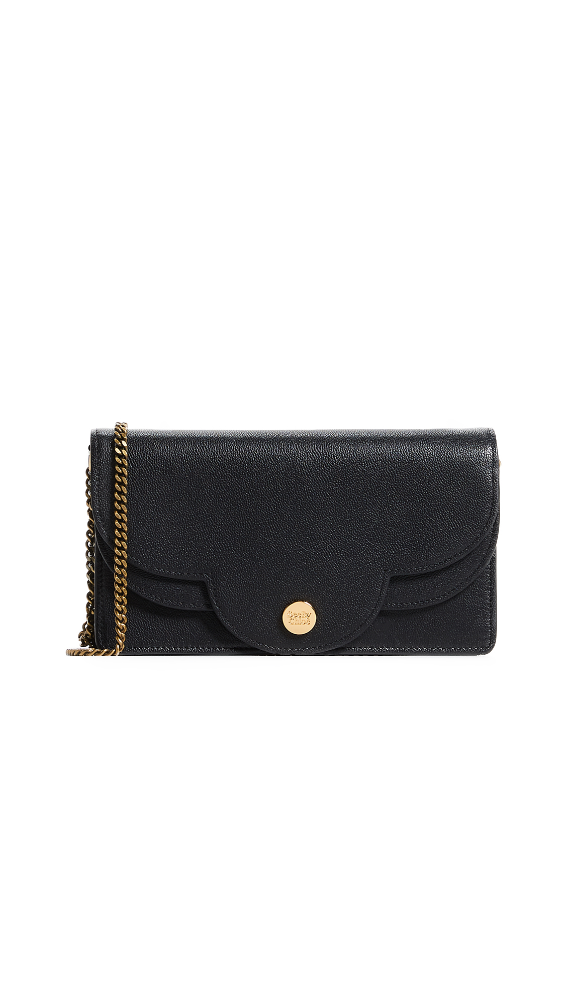 See by Chloe Wallet on a Chain