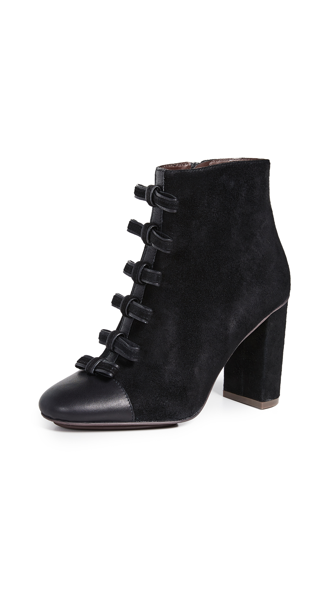See by Chloe Gisel Booties - Nero