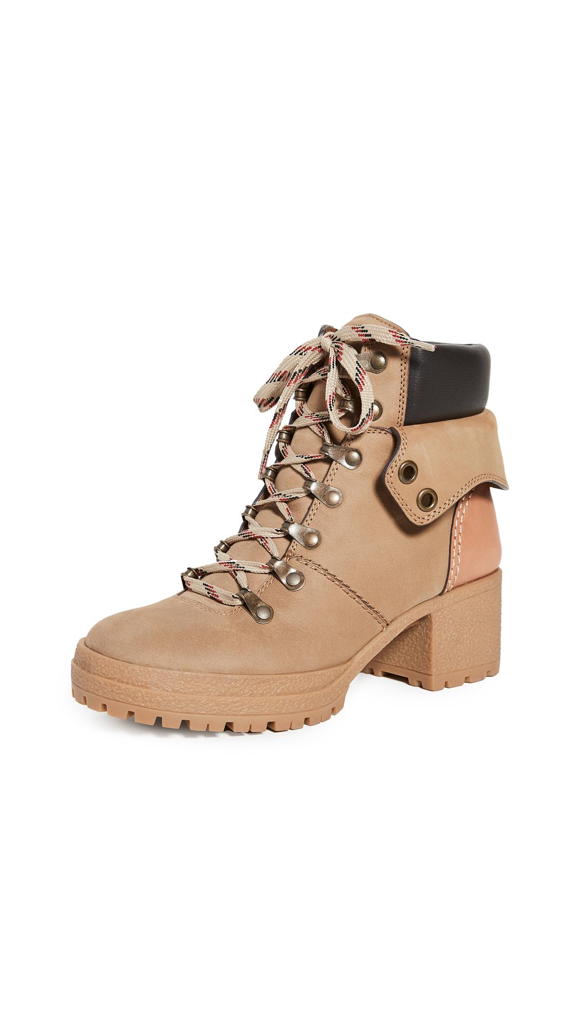 Buy See by Chloe Eileen Mid Heel Booties online, shop See by Chloe