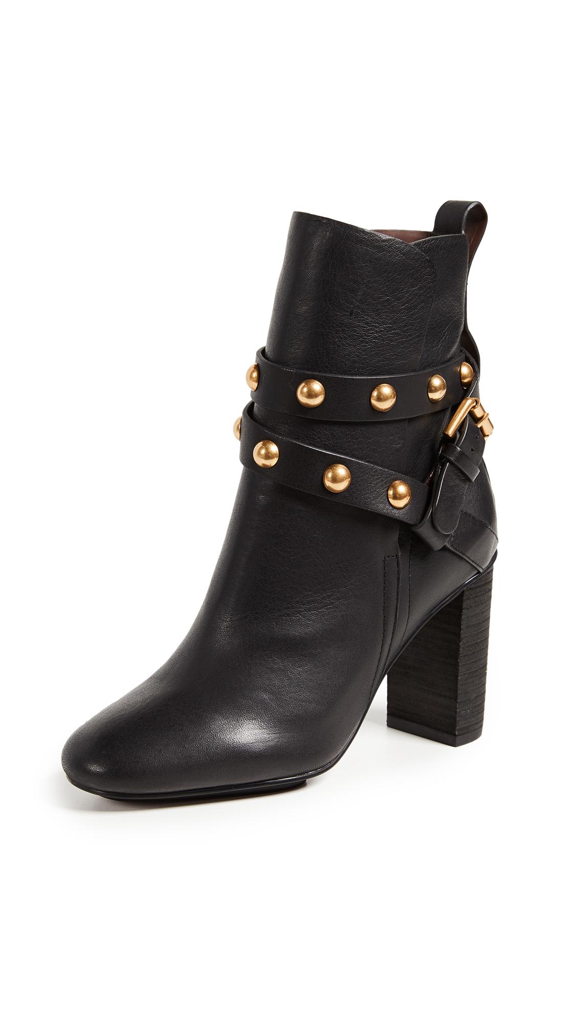 See by Chloe Janis High Heel Boots - Nero