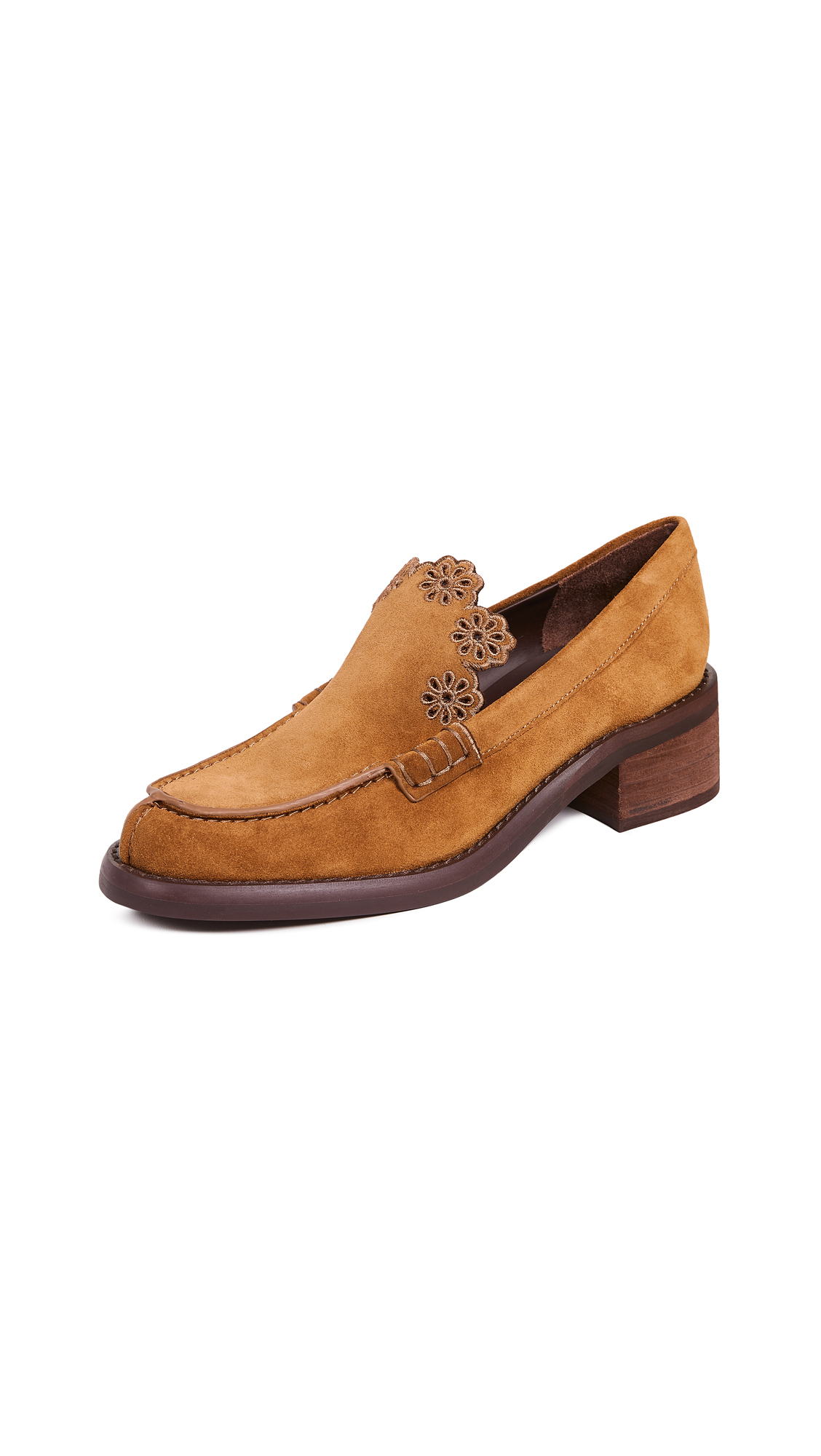 See by Chloe Leni Loafers - Tan