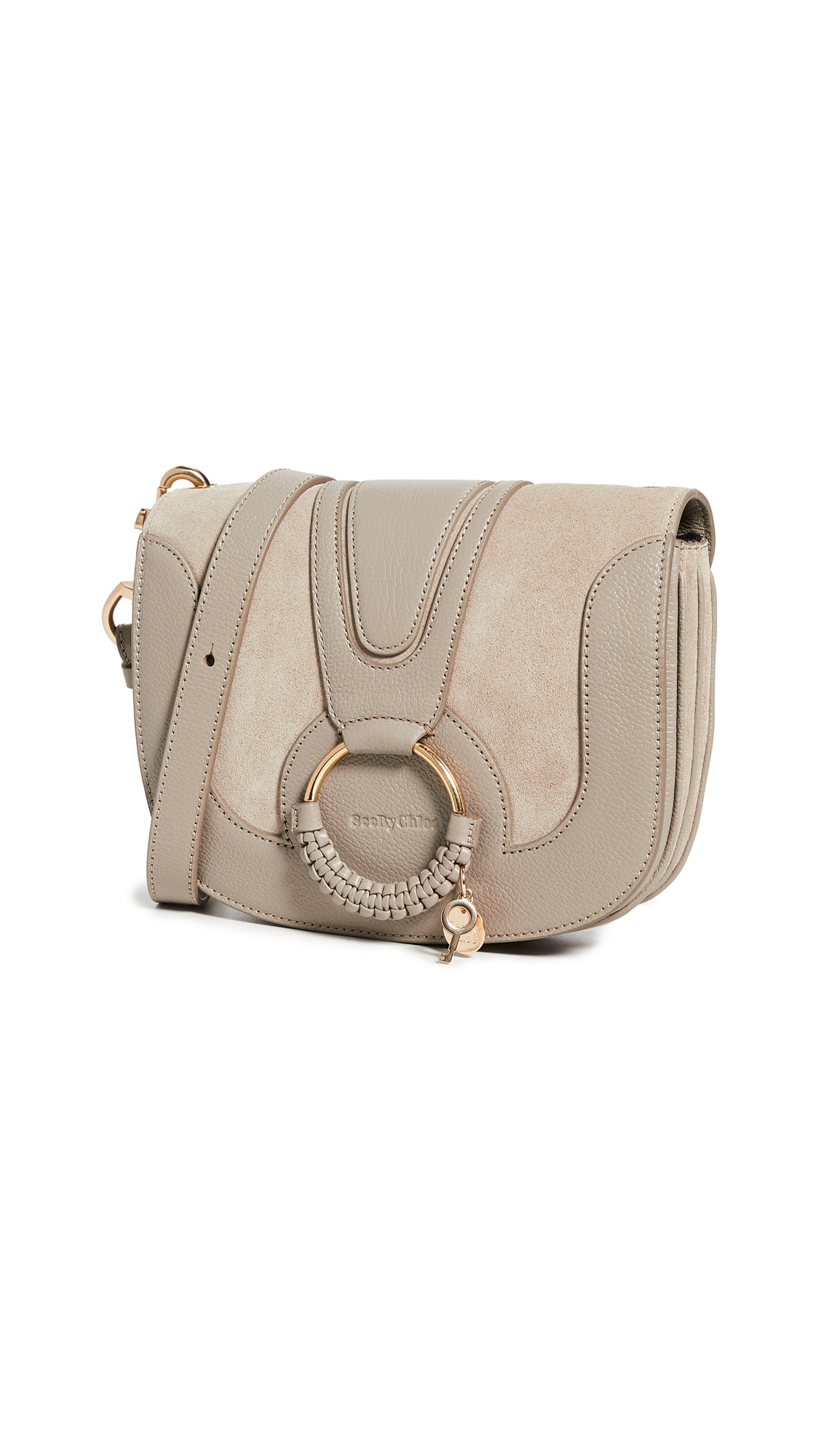 Buy See by Chloe online - photo of See by Chloe Hana Saddle Bag