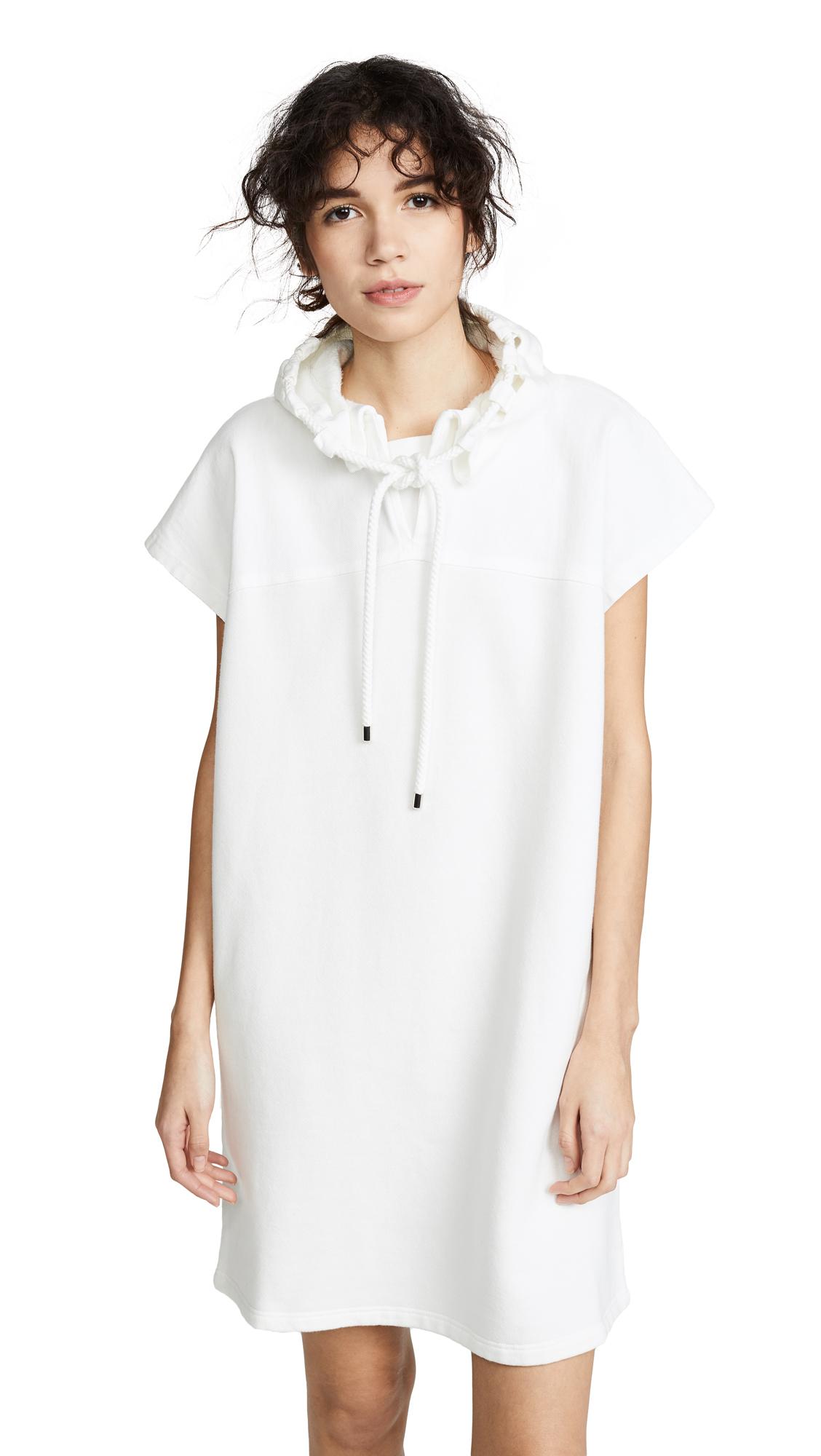 SEE BY CHLOE | See by Chloe Hooded Dress | Goxip