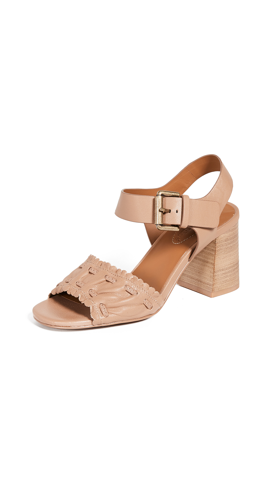 See by Chloe Jane City Sandals - Biscotto