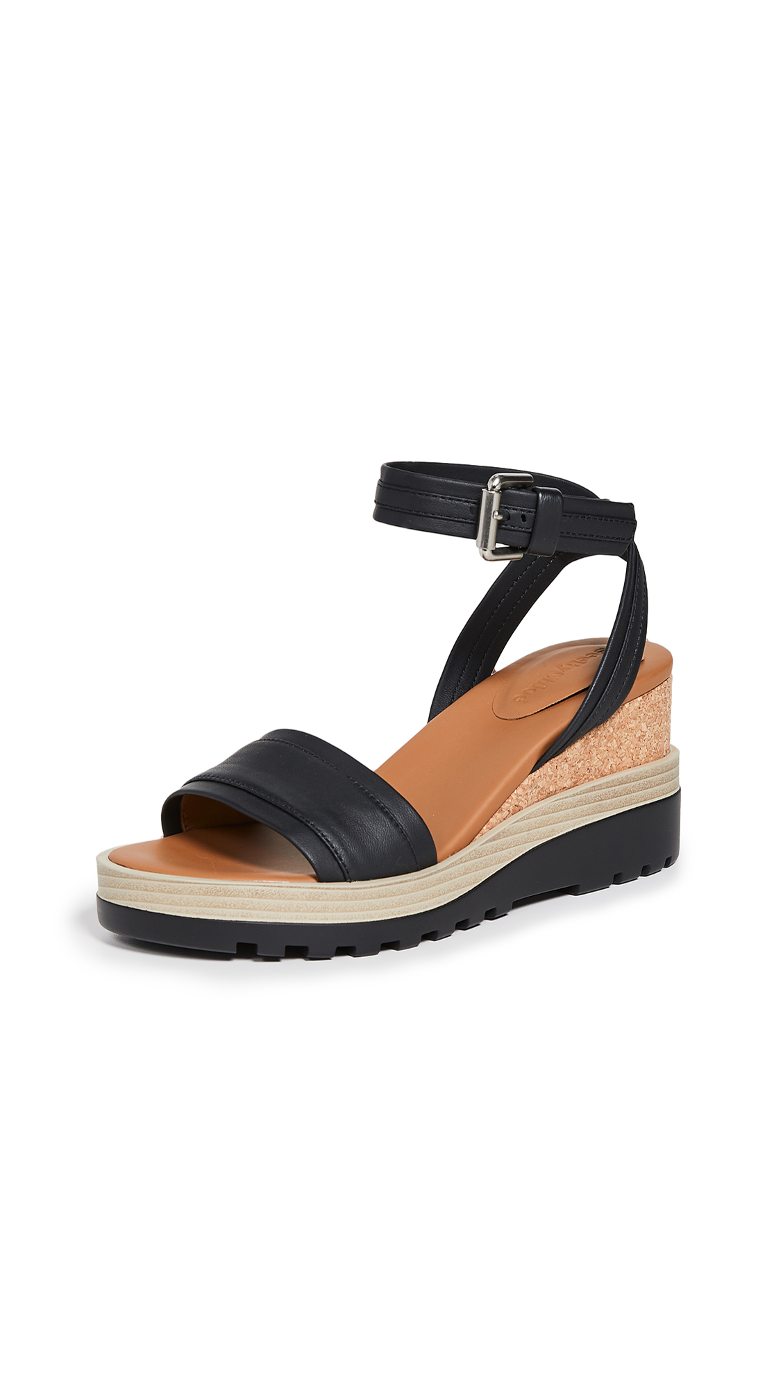 See by Chloe Robin Wedge Sandals – 40% Off Sale