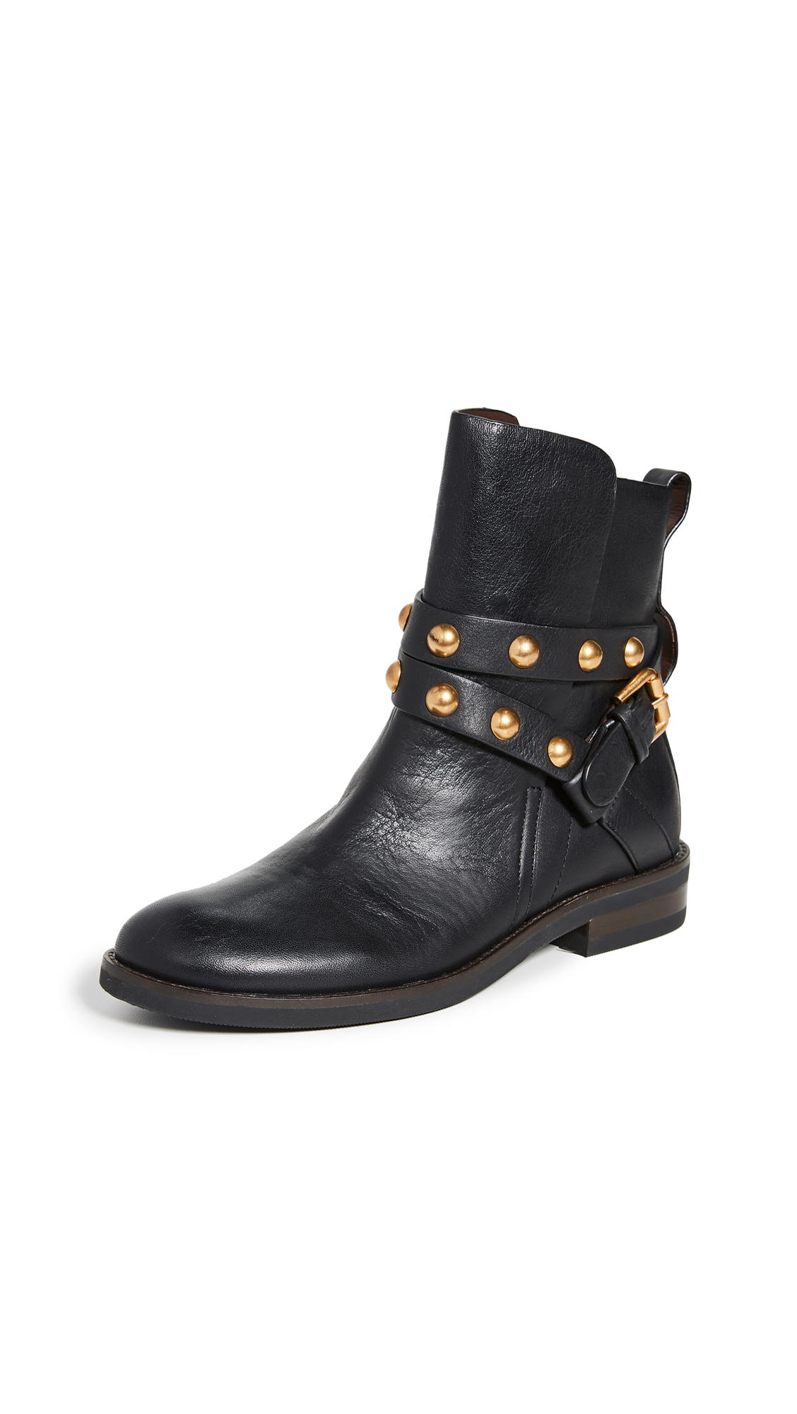 See by Chloe Janis Flat Boots
