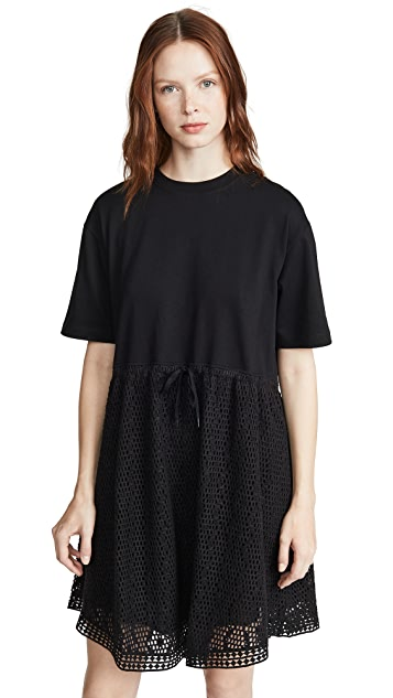 Photo of  See by Chloe Drop Waist Dress - shop See by Chloe dresses online sales