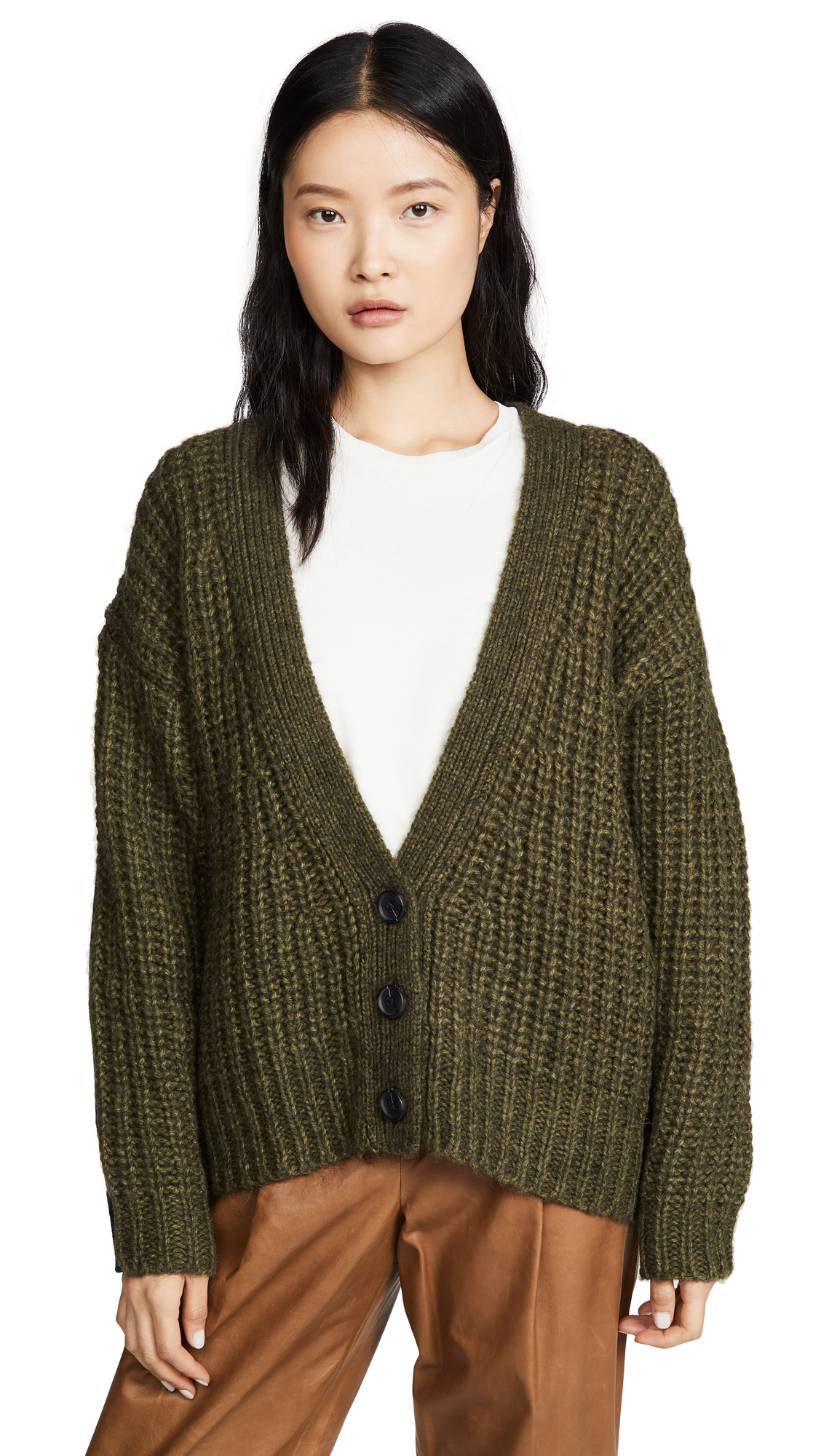 Buy See by Chloe online - photo of See by Chloe Button Cardigan