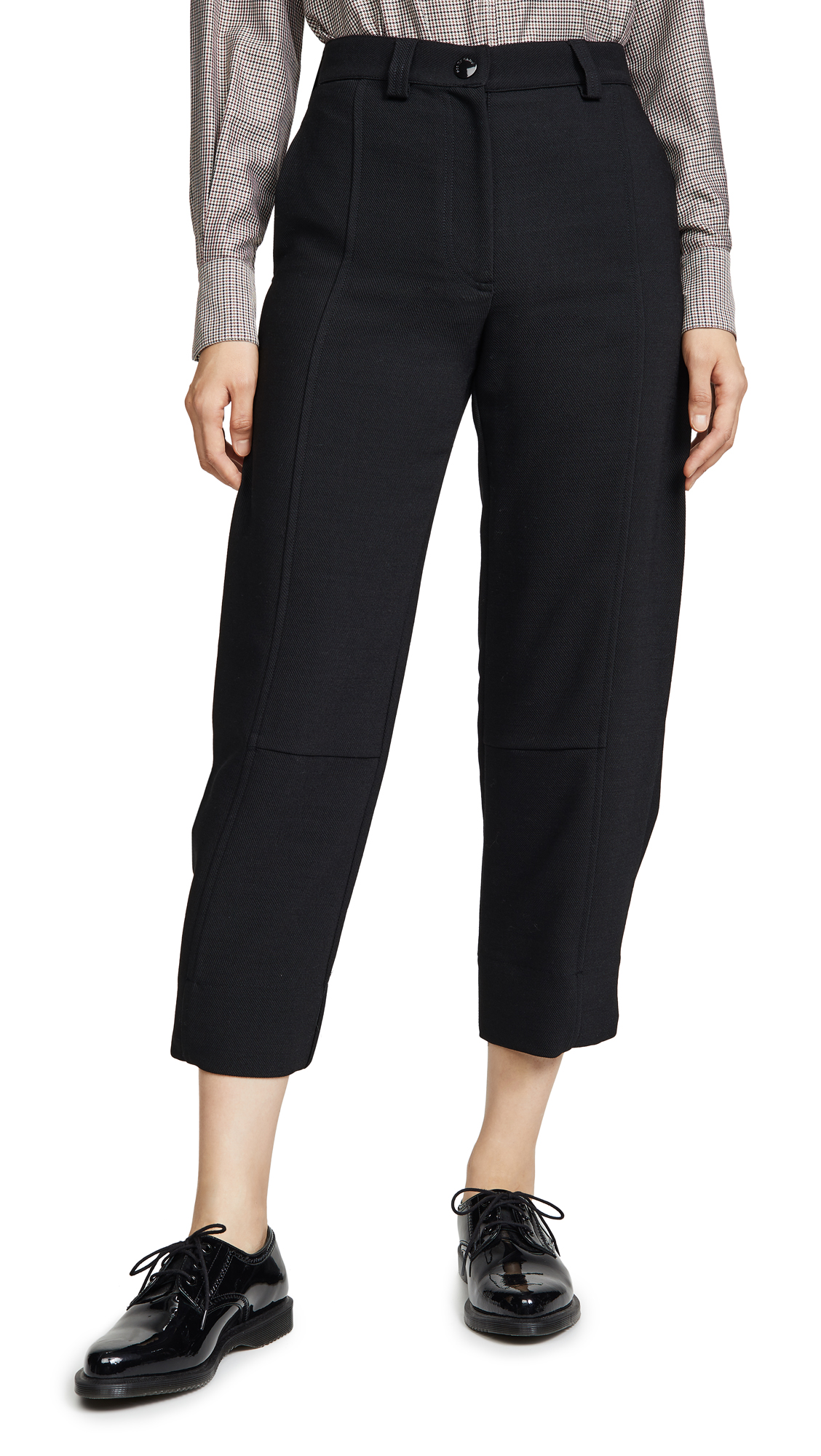 Buy See by Chloe online - photo of See by Chloe Cropped Trousers