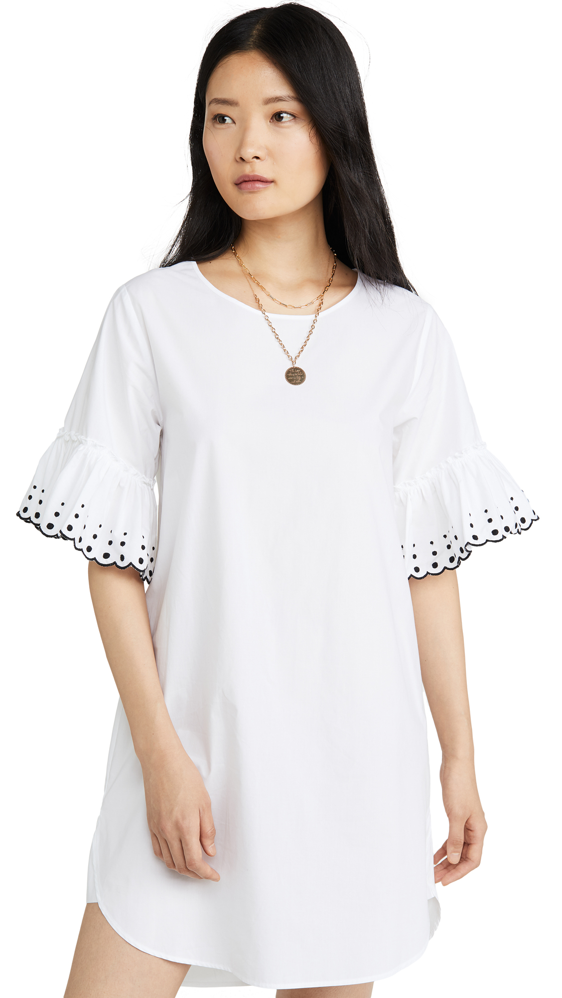 See by Chloe Ruffle Tee Dress - 50% Off Sale
