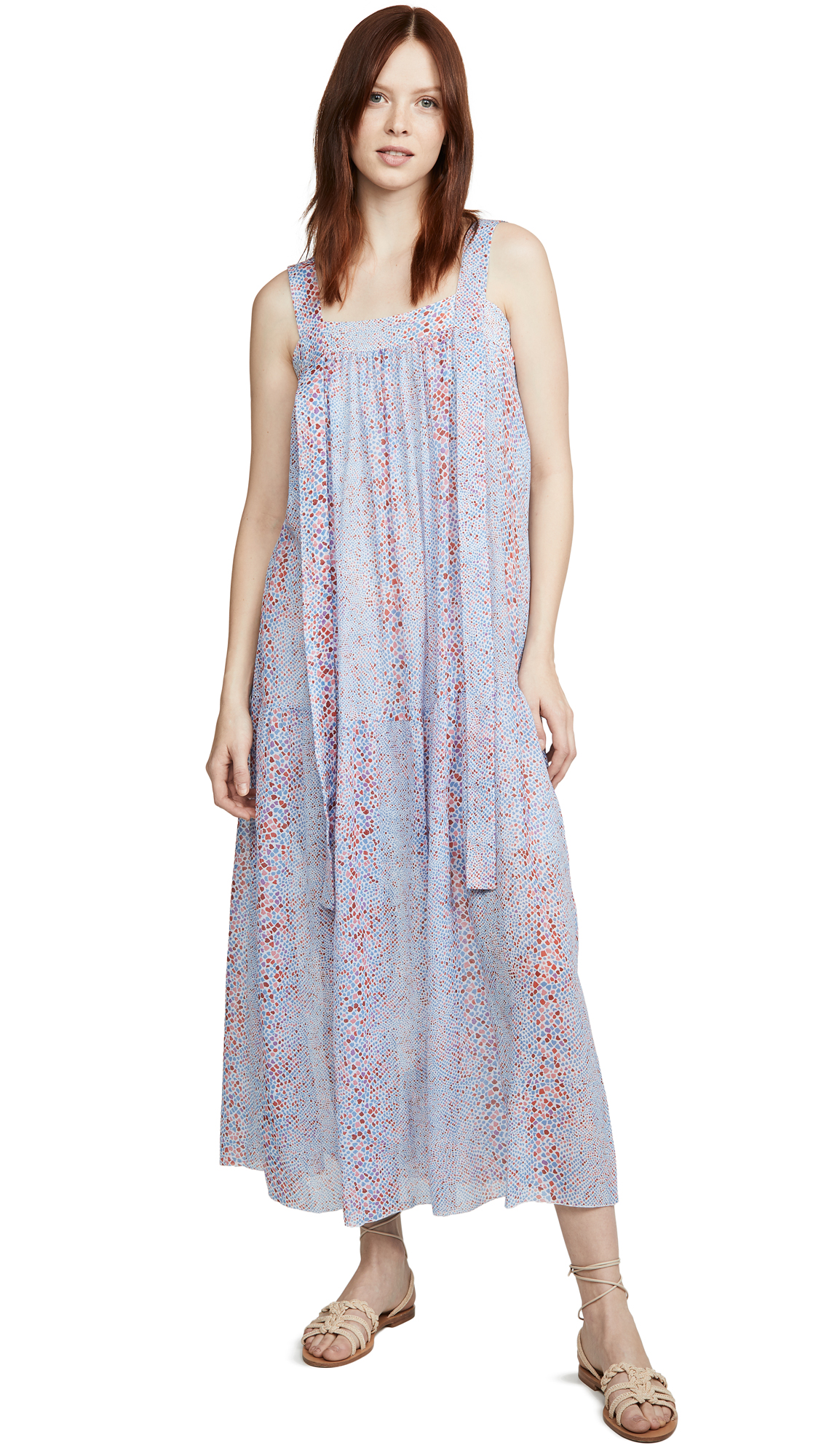Buy See by Chloe online - photo of See by Chloe Tiered Dress