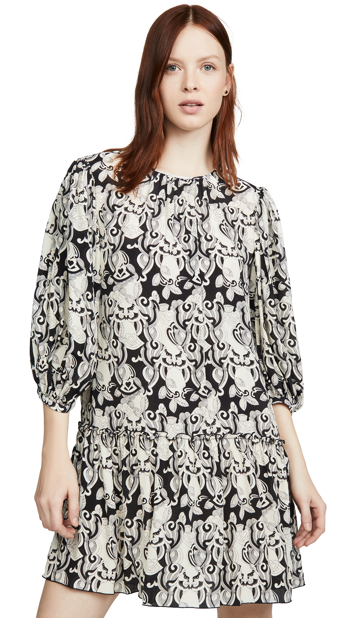 See by Chloe Paisley Dress - 50% Off Sale