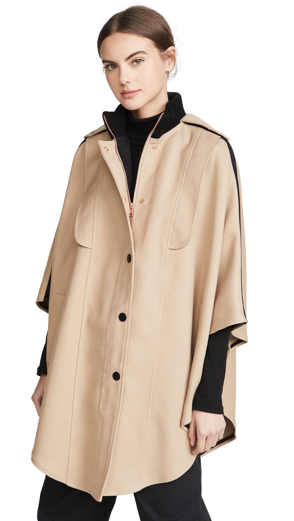 Buy See by Chloe online - photo of See by Chloe Poncho