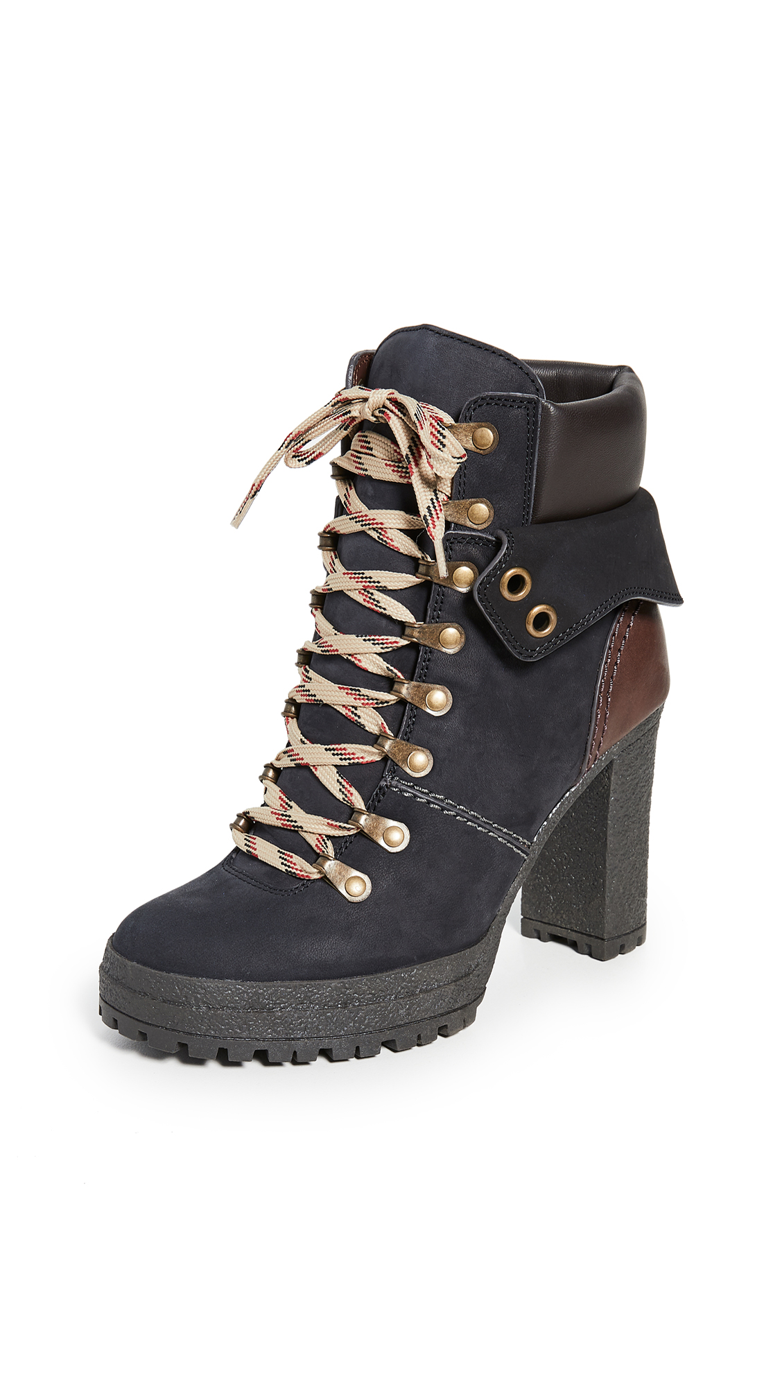 Buy See by Chloe Lace Up Boots online, shop See by Chloe