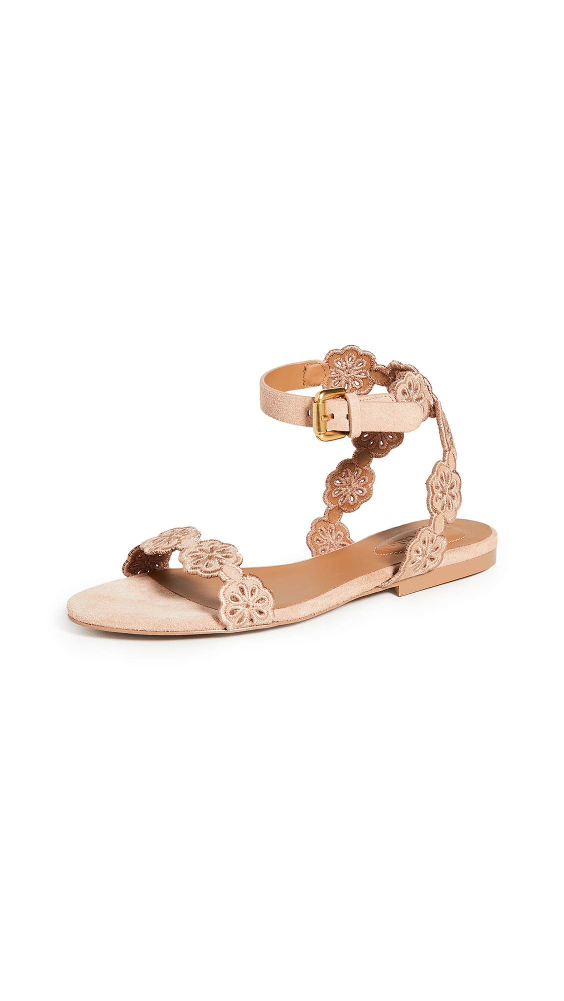 Buy See by Chloe online - photo of See by Chloe Kristy Flat Sandals