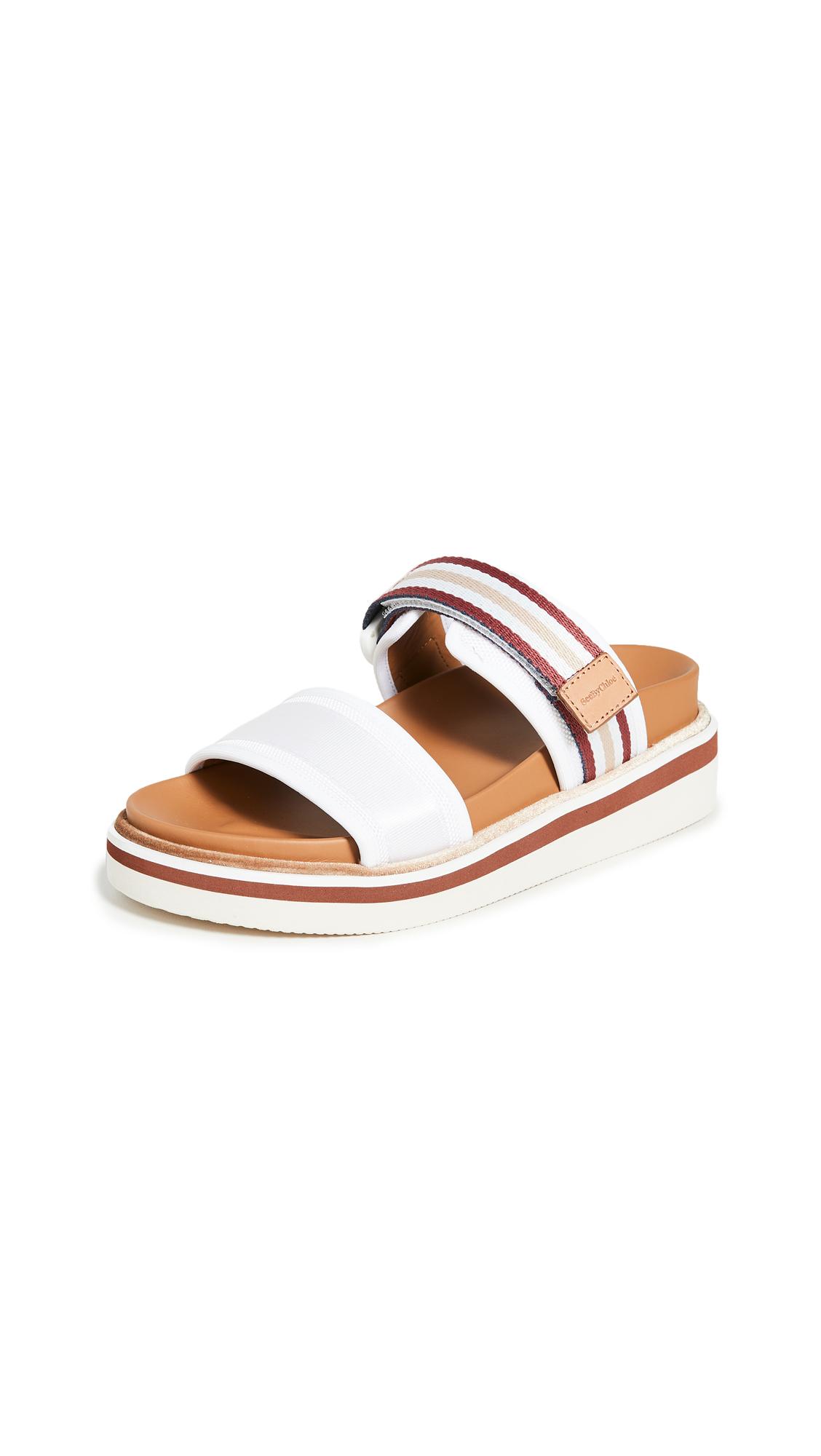 Buy See by Chloe Yumi Sport Sandals online, shop See by Chloe