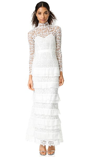 Self Portrait Primrose Gown at Shopbop