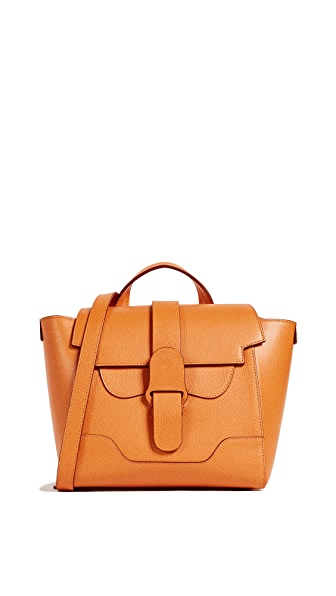 Senreve The Mini Maestra Bag In Orange