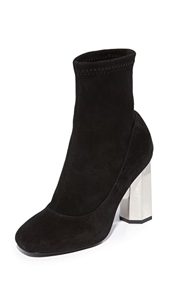 SENSO Umar IV Booties In Ebony