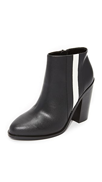 SENSO Wallace Booties - Ebony