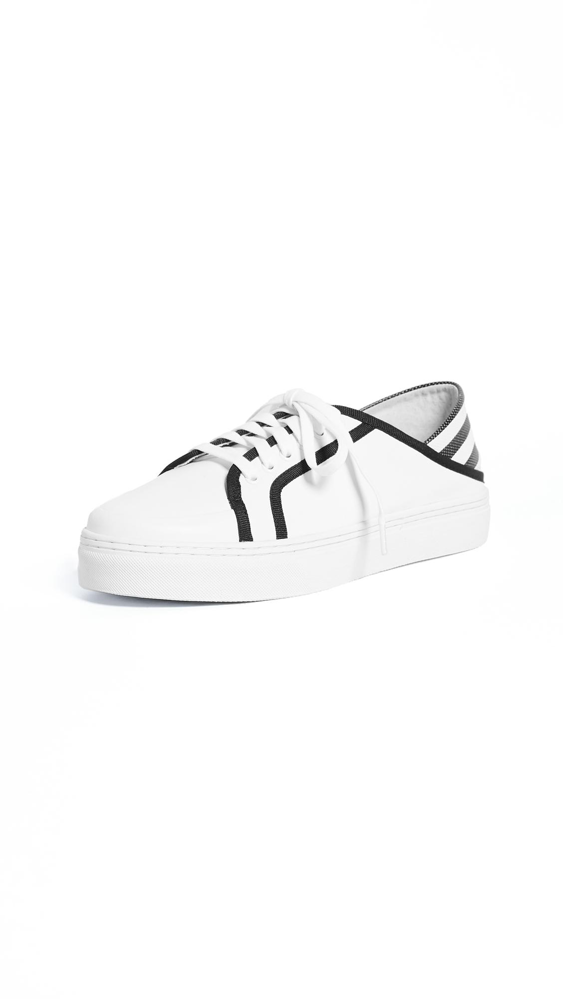 SENSO Avery II Sneakers - Ebony/White