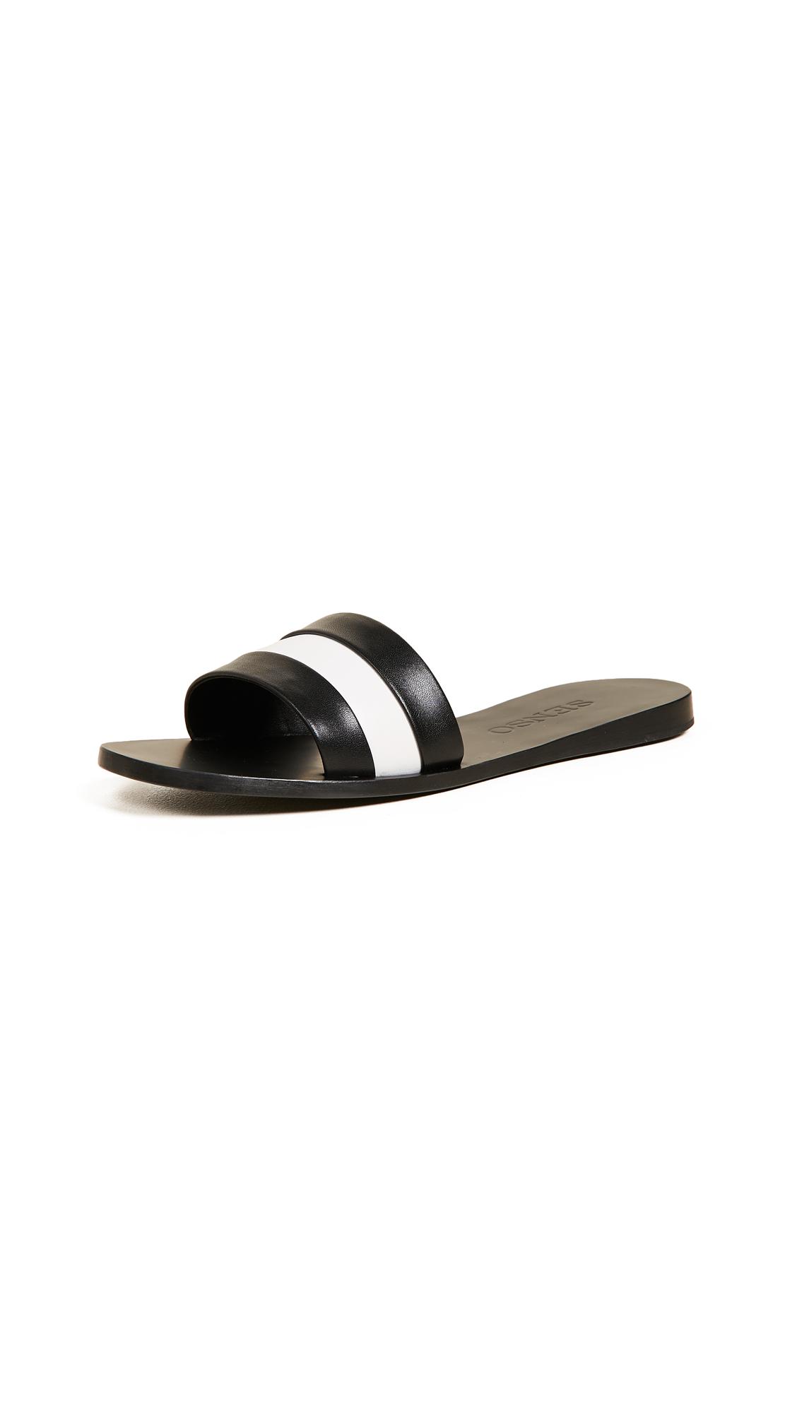 SENSO Bec Slides - Ebony