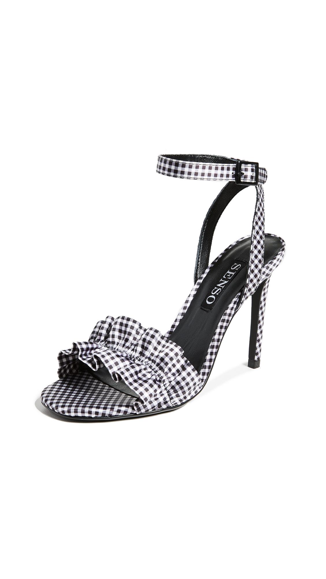 SENSO Ureeka II Sandals - Ebony