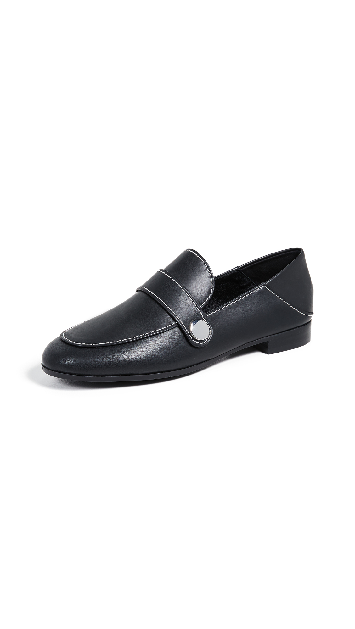 SENSO Cindy Loafers - Ebony