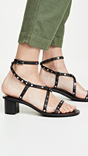 SENSO Lani Block Heel Sandals