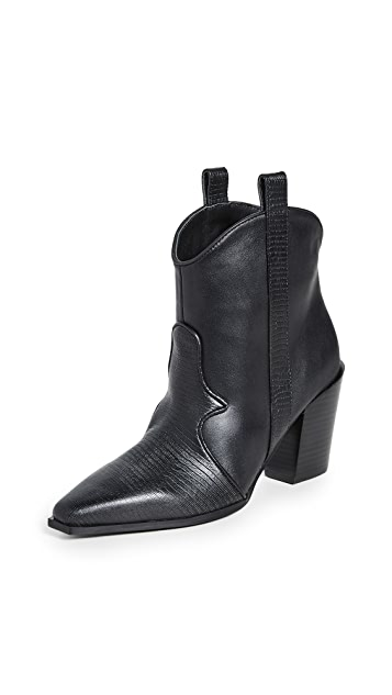 SENSO Quillan Western Boots