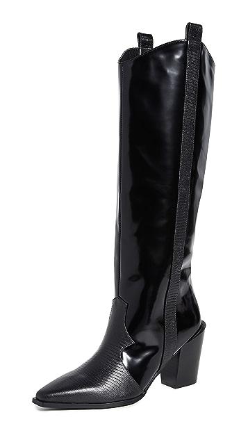 SENSO Quivella Tall Western Boots
