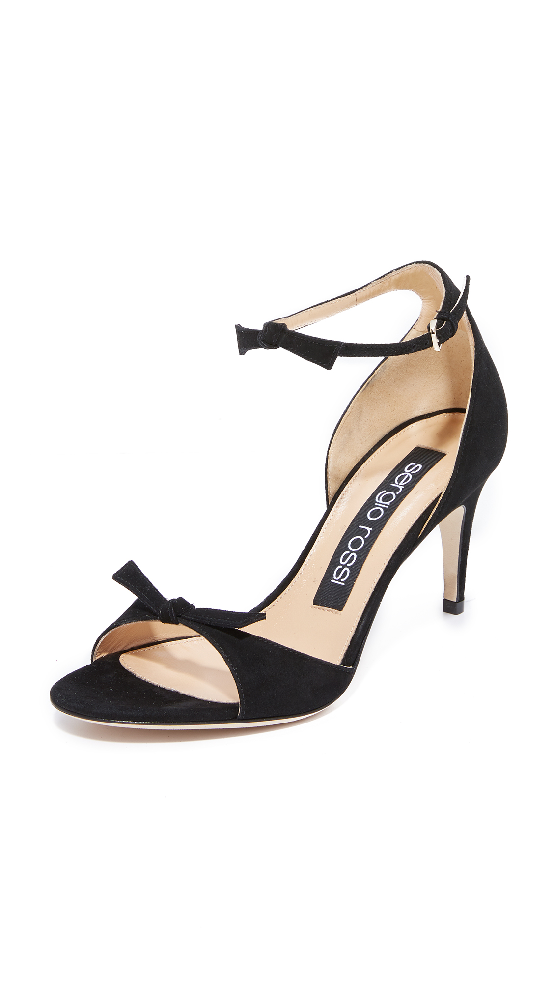 Sergio Rossi Isobel Sandal Heels - Nero