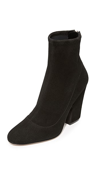 Sergio Rossi Virginia Booties - Nero