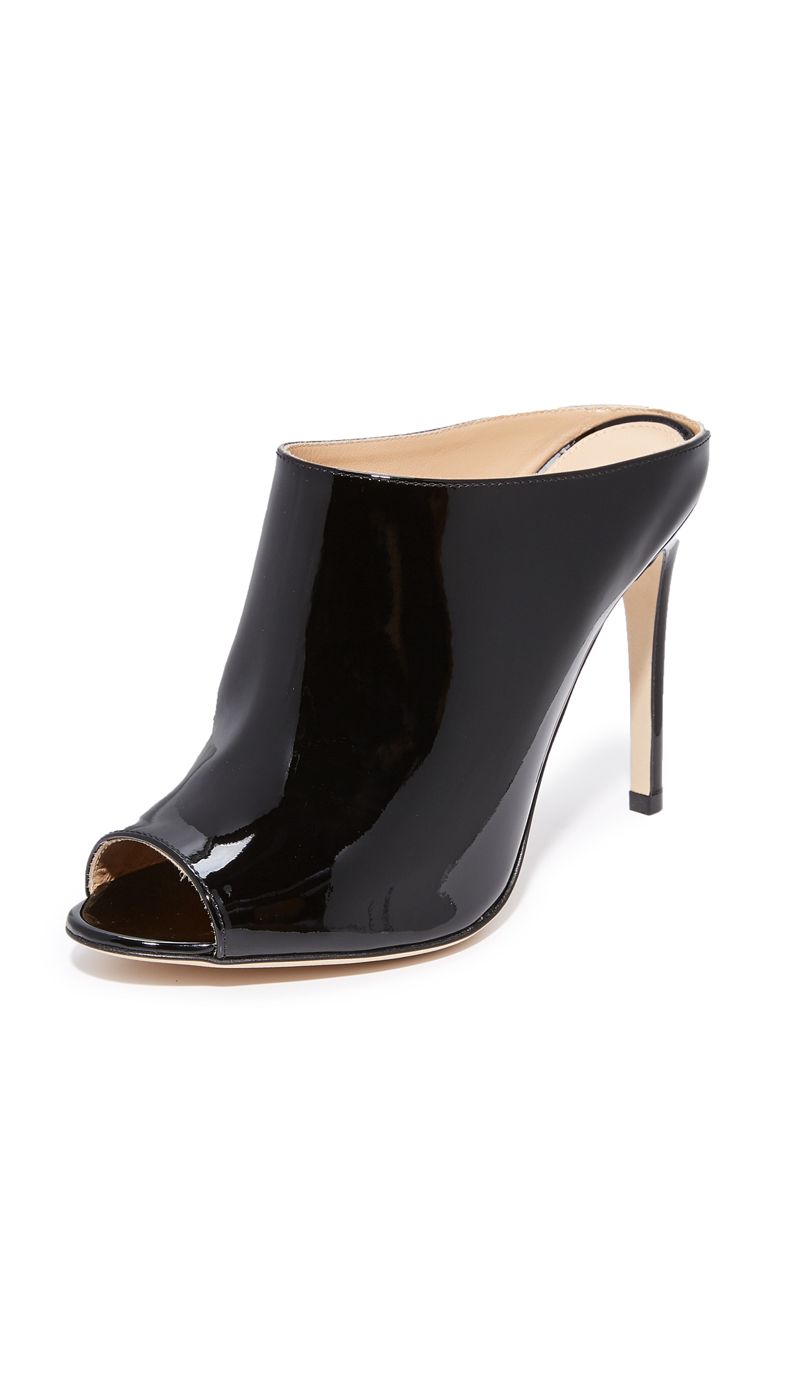 Sergio Rossi Madame Slide Heels - Nero