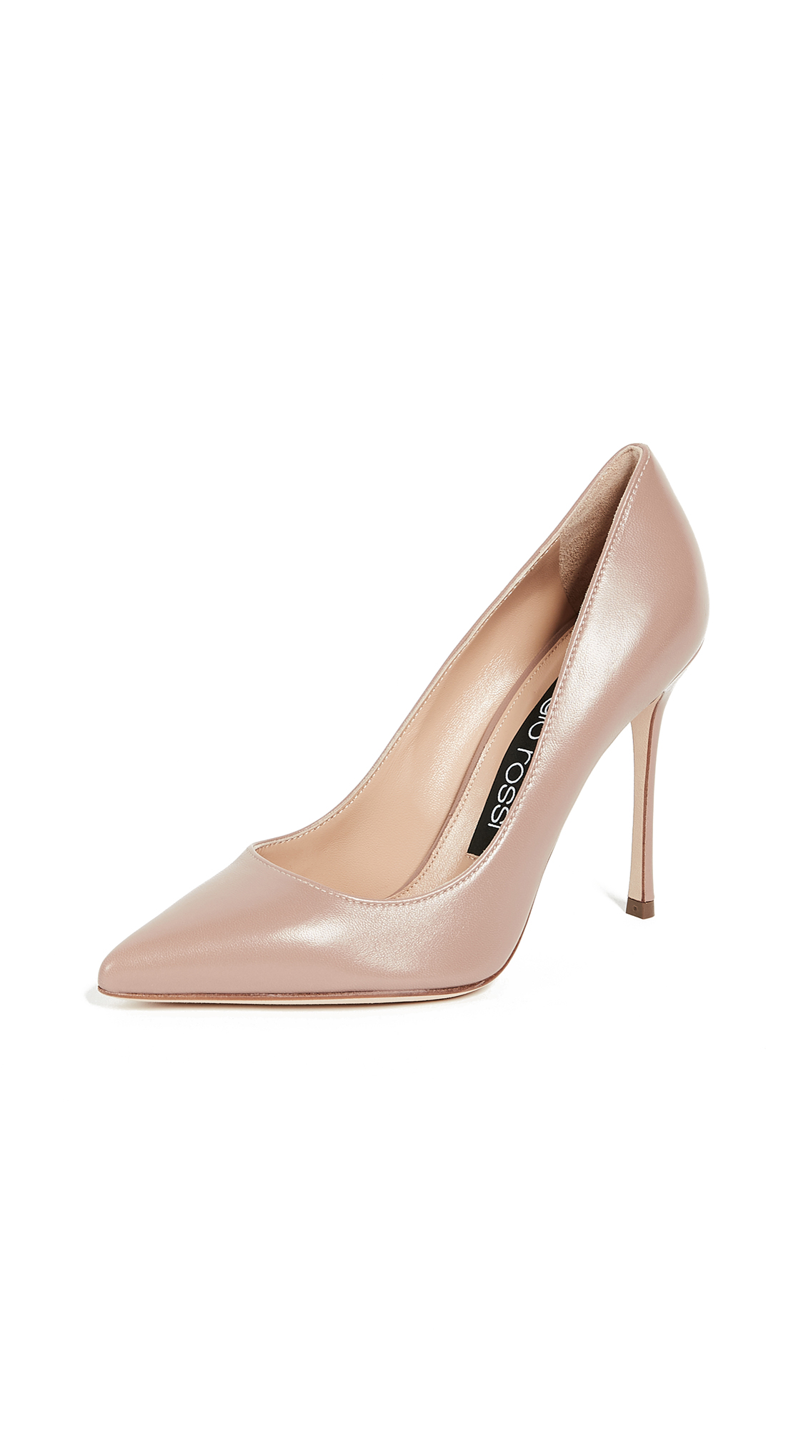 Sergio Rossi Scarpe Donna Pumps - Bright Skin