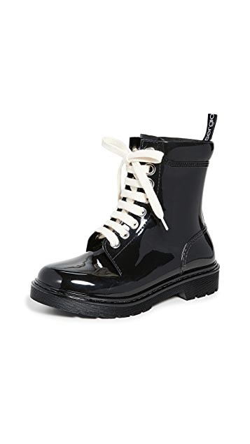 Sergio Rossi Winter Jelly Boots