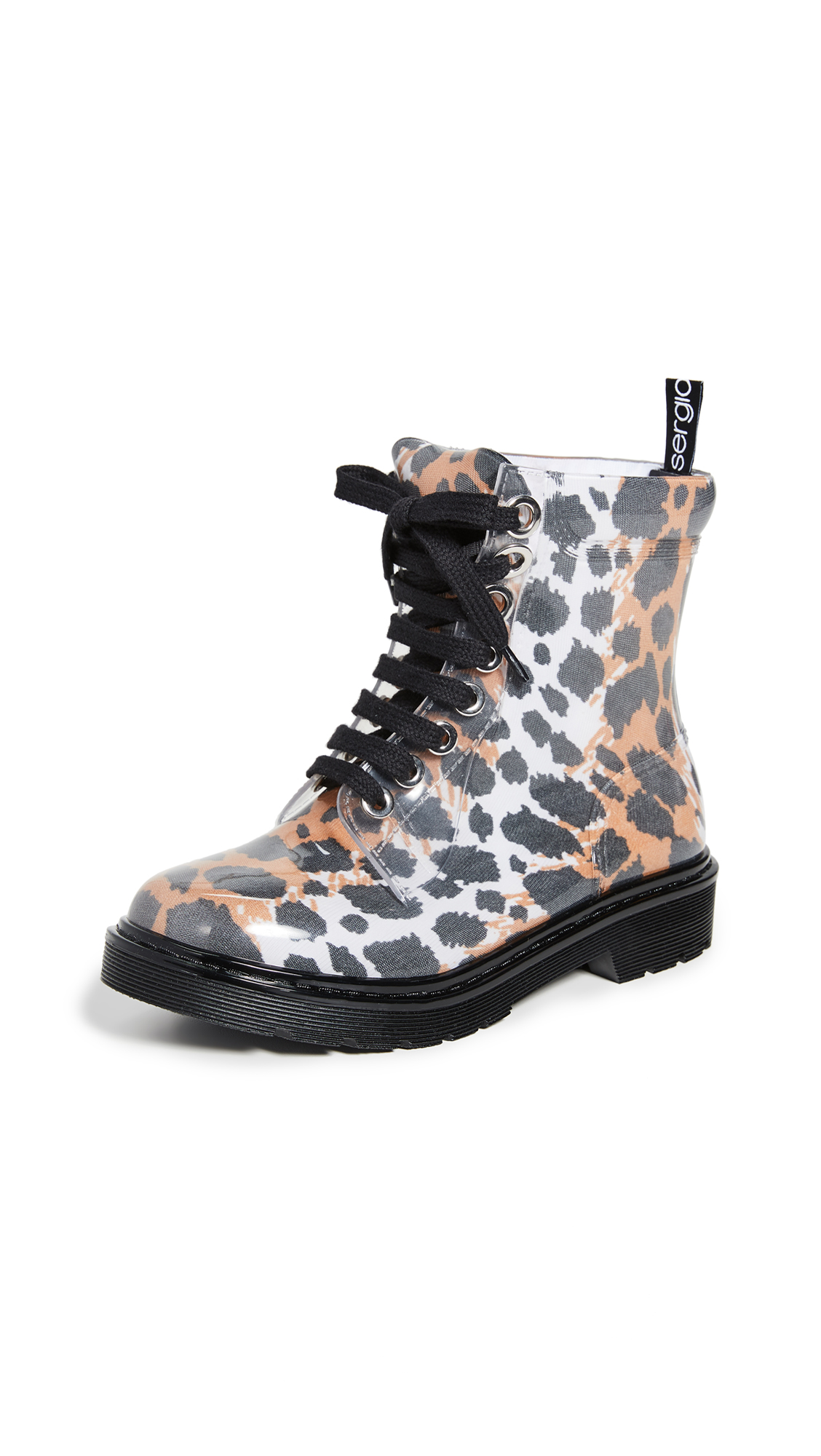 Buy Sergio Rossi online - photo of Sergio Rossi Winter Jelly Boots