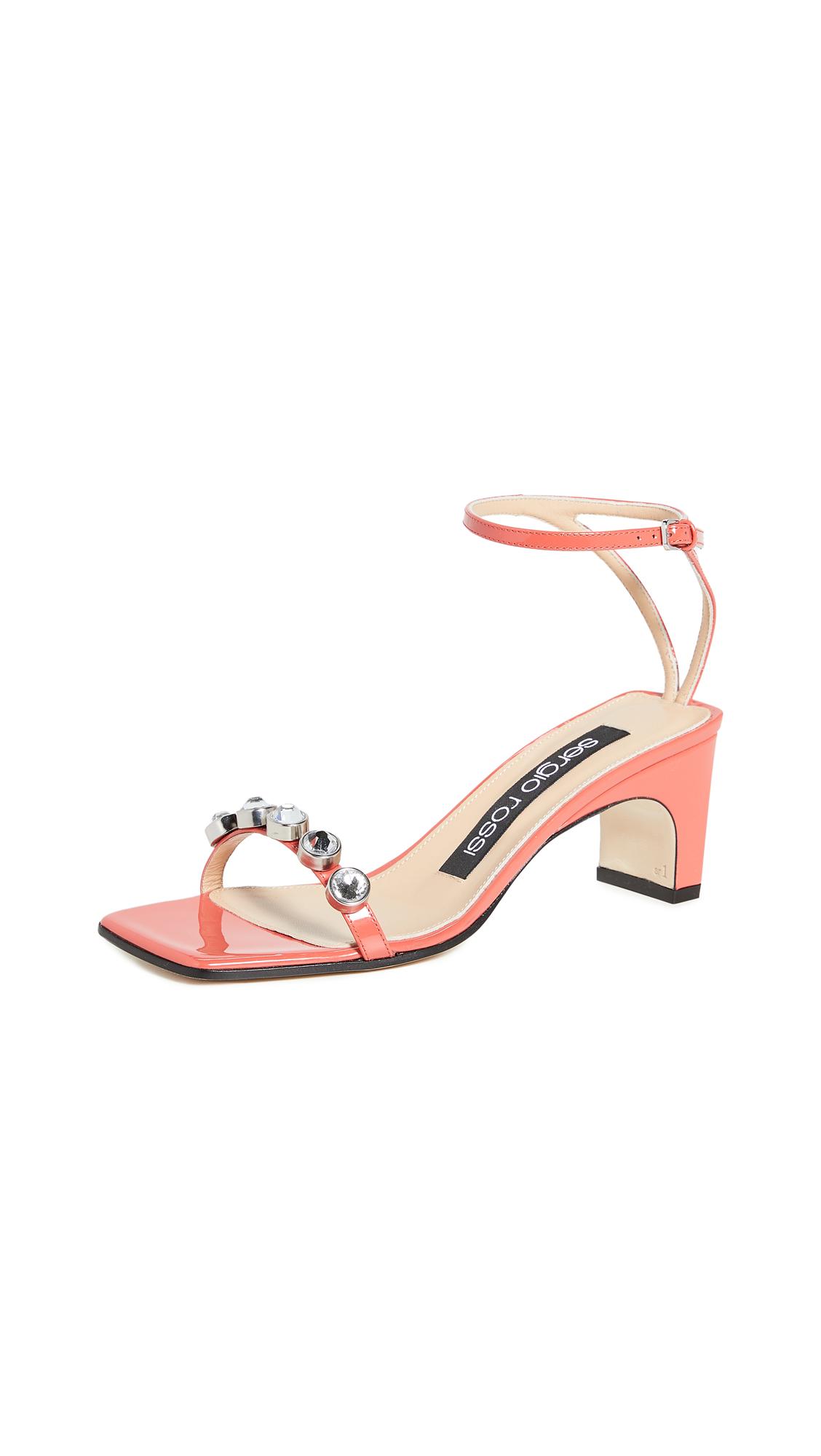 Buy Sergio Rossi online - photo of Sergio Rossi SR1 Sandals