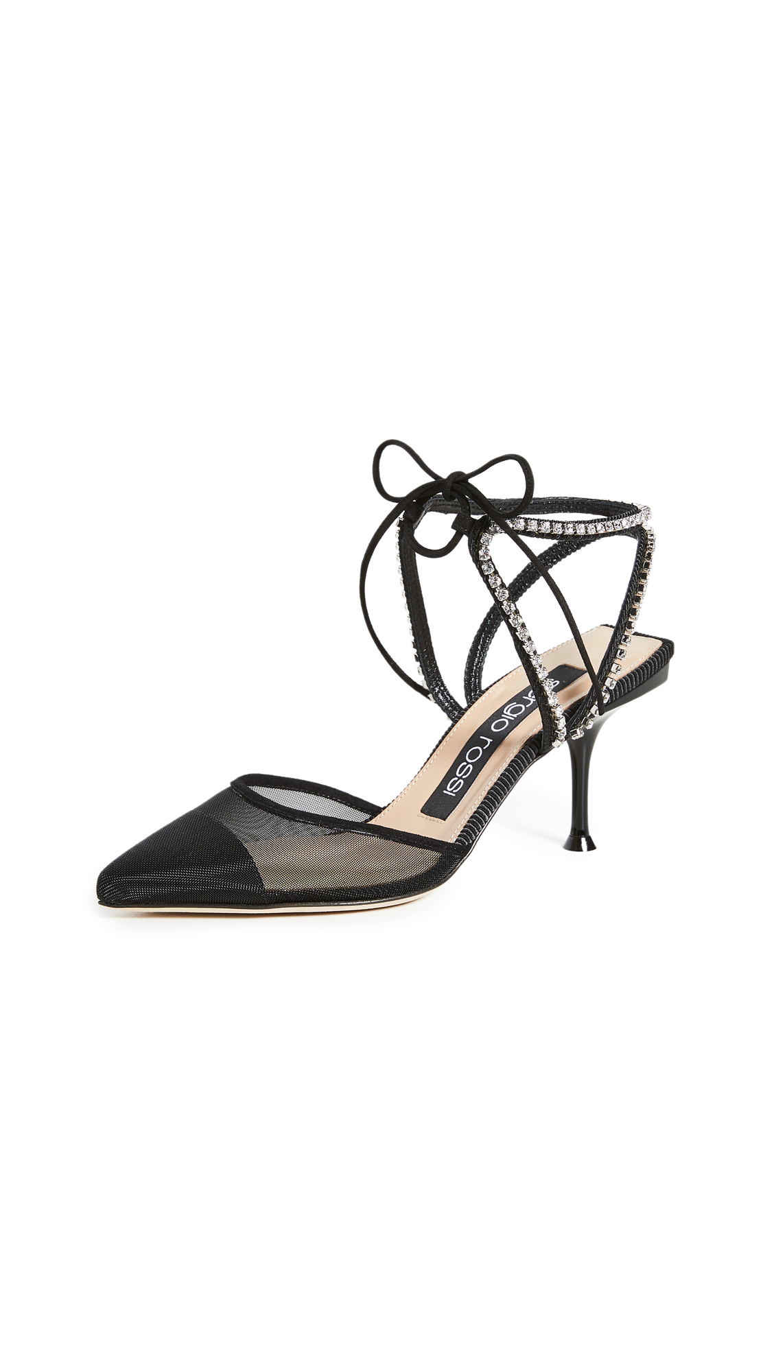 Buy Sergio Rossi online - photo of Sergio Rossi Sr Milano Pumps