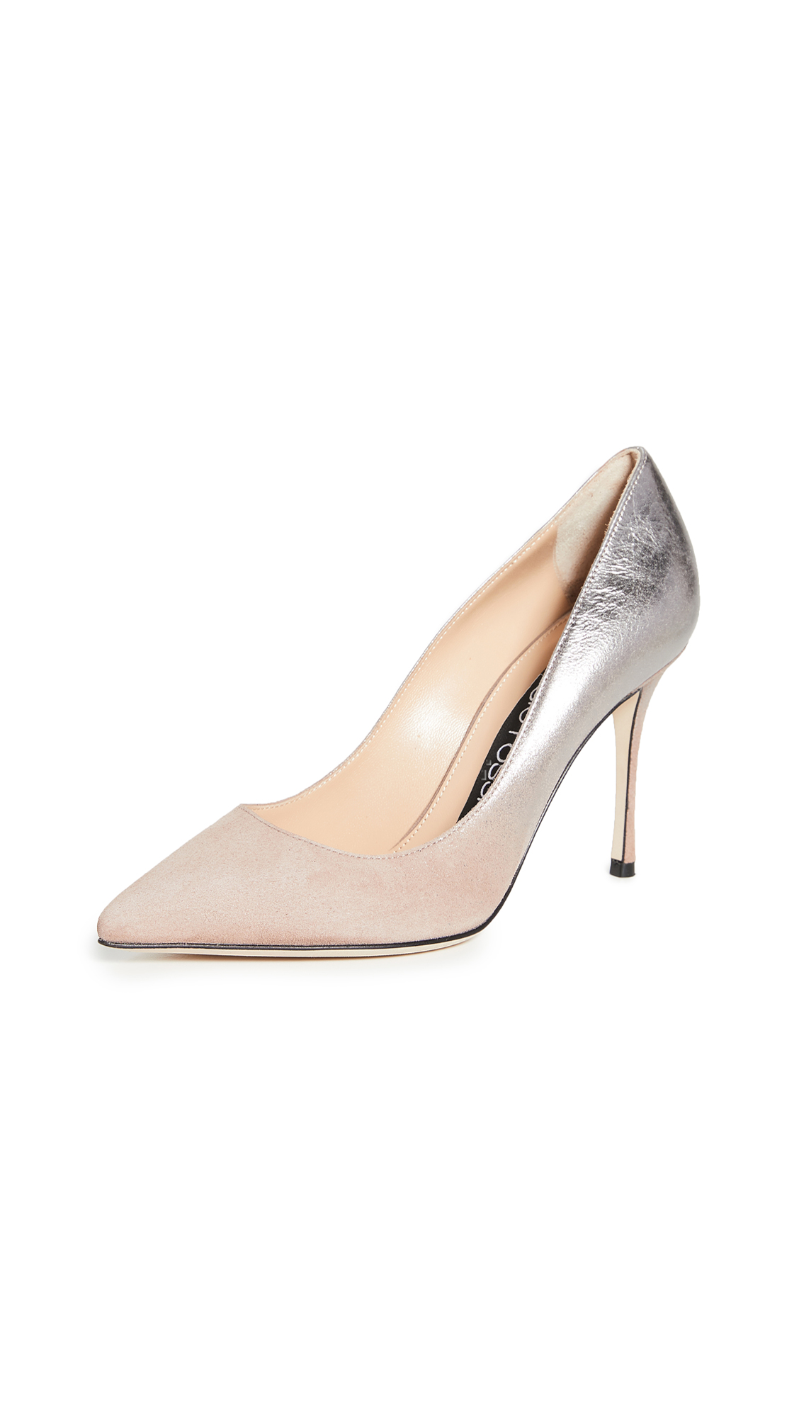 Buy Sergio Rossi online - photo of Sergio Rossi Godiva Pumps