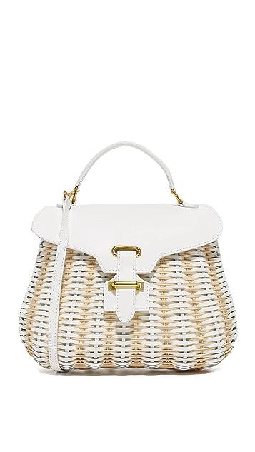 Serpui Marie Kesha Top Handle Bag